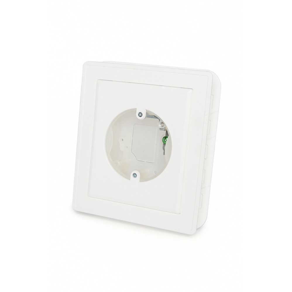 """""""Over Air Barrier"""" Electrical Light Mounting Block"""