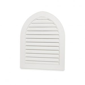 "Cathedral Gable Vent - 22""x28"""