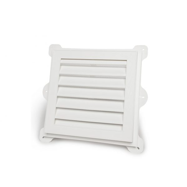 "Square gable Vent - 12""x12"""